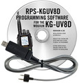 RT Systems RPS-KGUV8D Programming Software and USB-K4Y cable for the Wouxun KG-UV8D Pro