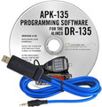 RT Systems APK-135 Programming Software and USB-29A for the Alinco DR-435