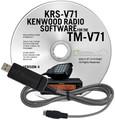 RT Systems KRS-V71 Programming Software and USB-K5G for the Kenwood TM-V71