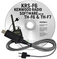 RT Systems KRS-F6 Programming Software and USB-K4Y for the Kenwood TH-F6/TH-F7