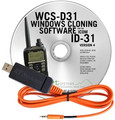 RT Systems WCS-D31 Programming Package for Icom ID-31