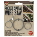 Pocket Camping Spiral Wire Saw