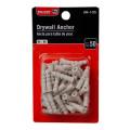 Bulldog Hardware 50 Count Plastic Drywall Anchors