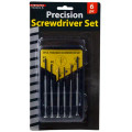 Precision Screwdriver Set Six PC