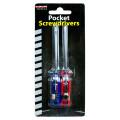 Pocket Screwdrivers 2 Piece Set