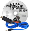 RT Systems PK-235 Programming Software and USB-29A cable for the Alinco DR-235