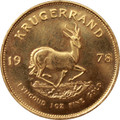 1 oz South African Gold Krugerrand - (Random Dates) Investment Coin