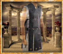 Gladiator Costume | Leather Tabard