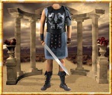 Gladiator Costume - Battle of Carthage Movie Costume
