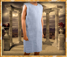 Roman Gladiator Tunic, Blue
