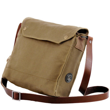 """Add a leather strap to our """"Indiana Jones"""" replica bag for a ready-to-wear solution!"""
