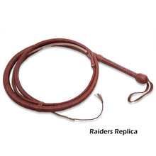 Indiana Jones Bullwhip | Original Raiders Bull Whip