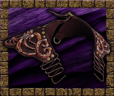 Xena Warrior Princess Shoulderguards