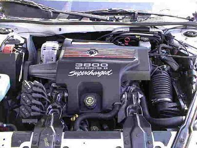 L Engbay on 1997 Chevy Lumina Engine