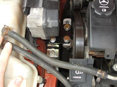 MMS N-body Front Engine Mount