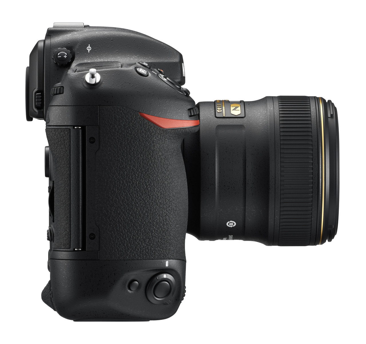 Nikon D5 Right Side