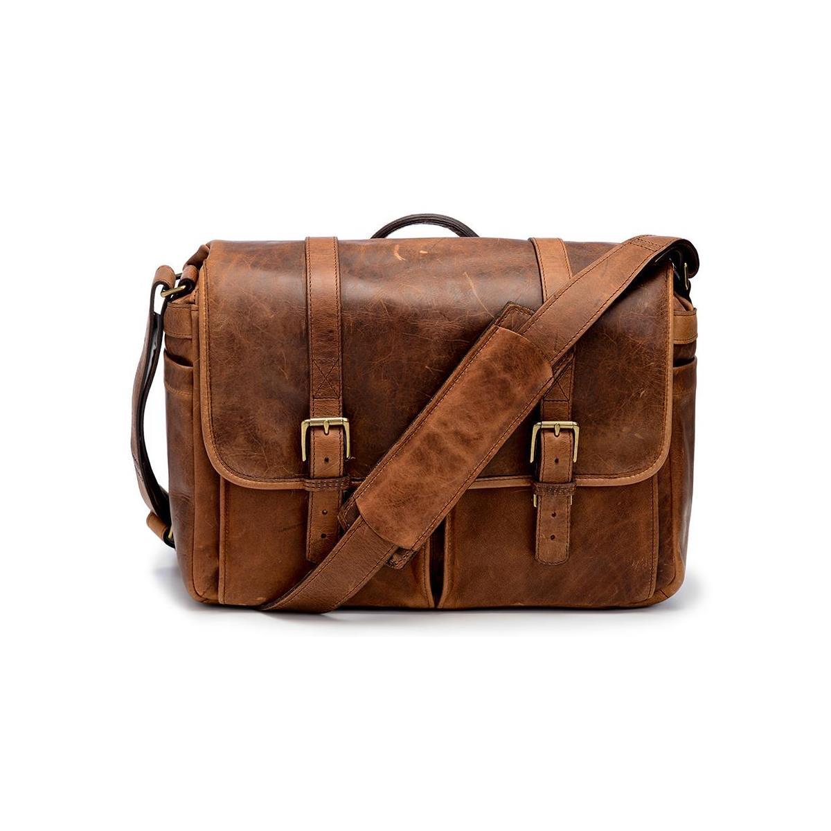 88e1c576fedf ONAThe Brixton for Leica, Leather Camera Bag - Antique Cognac - Ace Photo