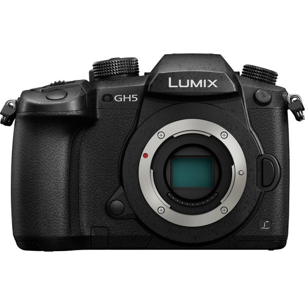Lumix DC-GH5 Body - Front