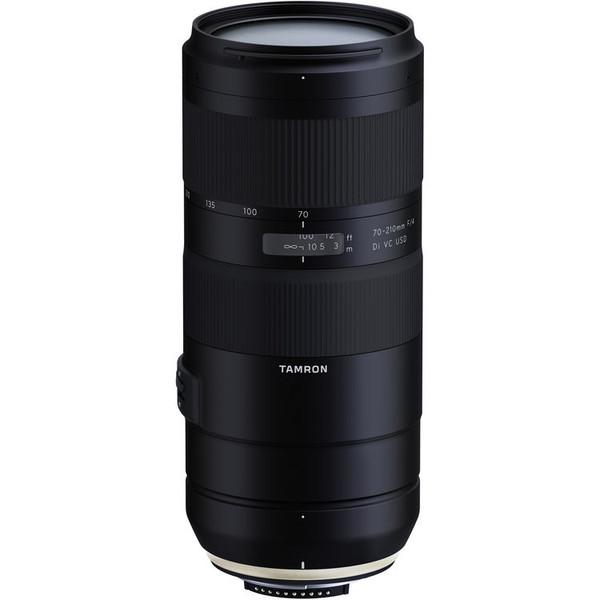 Tamron 70-210mm f/4 Di VC USD Lens for Canon EF