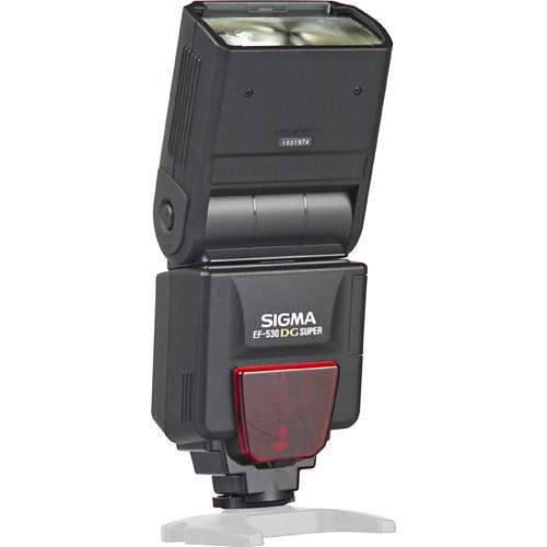Certified Refurbished Sigma EF-530 DG Super Electronic Flash for Canon DSLR