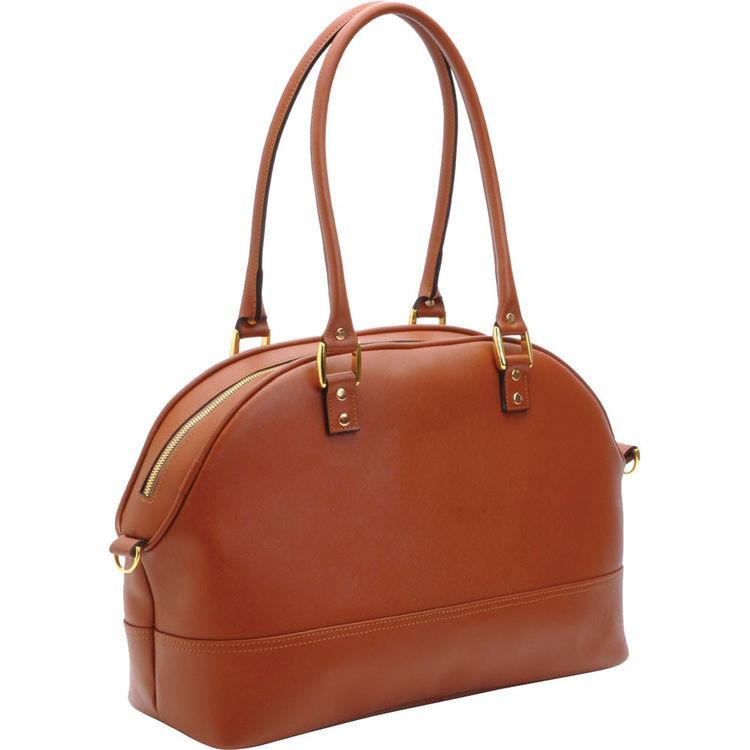 caa627785b03 ONA The Chelsea Saffiano Camera Bag, Antique Cognac Leather - Ace Photo