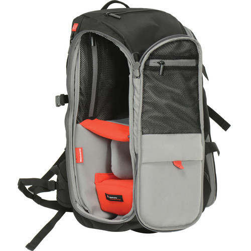 f6a4bb0401 Manfrotto MB MA-BP-TRV Advanced Travel Backpack (Black) - Ace Photo