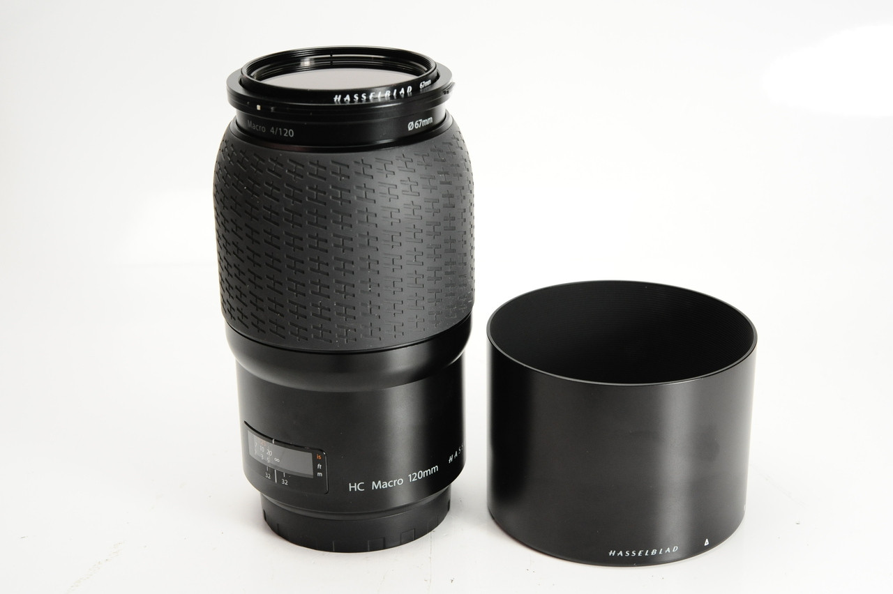 Pre-Owned Hasselblad HC120mm f/4 MACRO