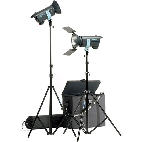 Broncolor Minicom Travel Kit 5500K -B-31.491.07 - AcePhoto