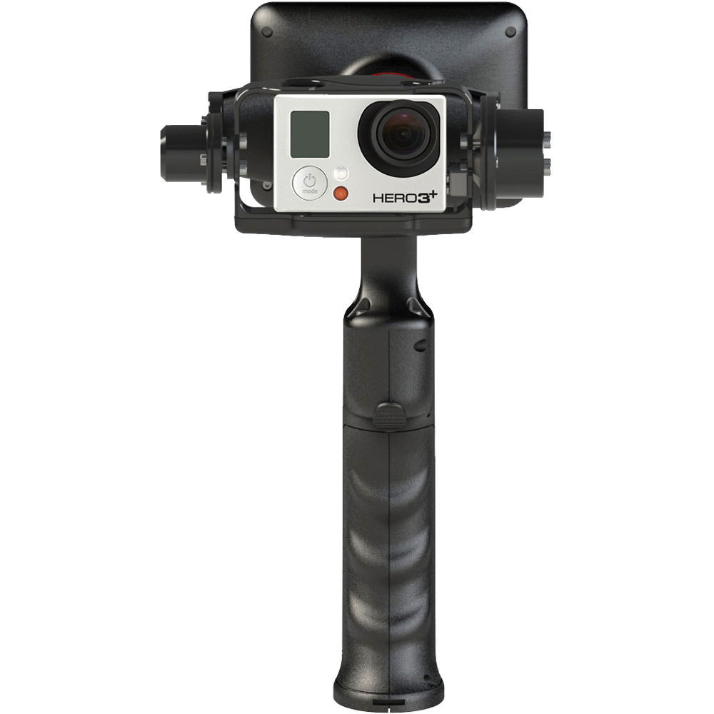Sync Stabilizer for GoPro (Camera Not Included) Adventure Camera Hero 3, 3+ and 4, with