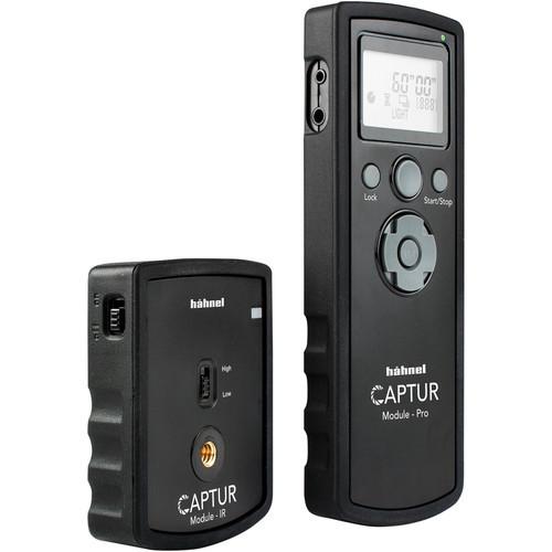 Hahnel CAPTUR Control Remoto /& Disparador de flash Para Fuji