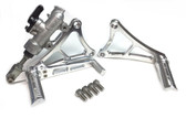 GSXR1300 Hayabusa Grudge Racing Rear Sets For Use With Rear Brakes (1999-2017)