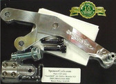Suzuki 2003-2004 GSXR1000 (03-05) 600 750 Air Shifter Bracket Kit