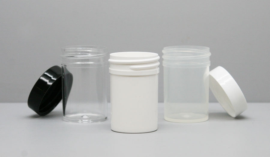 1oz and 2oz Jars for Food Storage and Meal Delivery Kits
