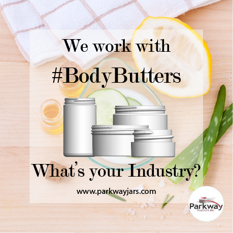 Body Butter Jars