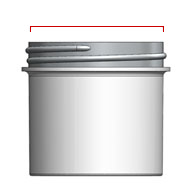 THE WIDTH: Choose from 33-120mm jar openings.