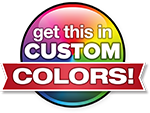 Jars, caps and disc liners can be custom-colored to make your product stand out.