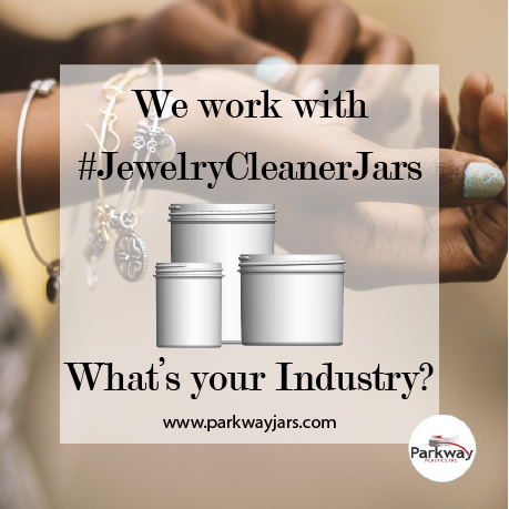Jewelry Cleaner Jars