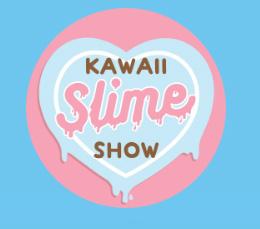 kawaii slime show logo