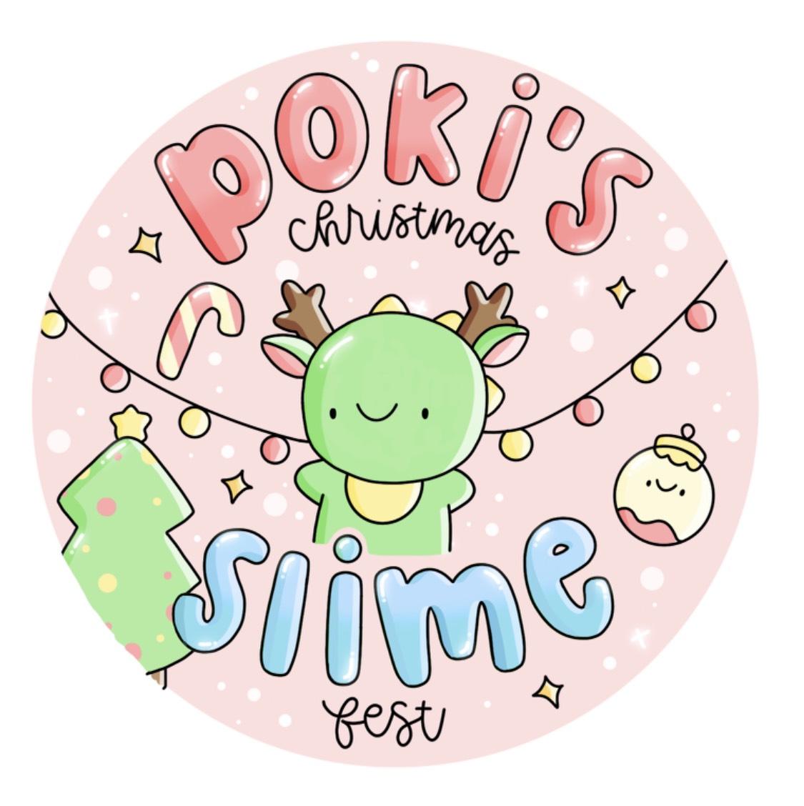 Poki's-Christimas Slime Fest