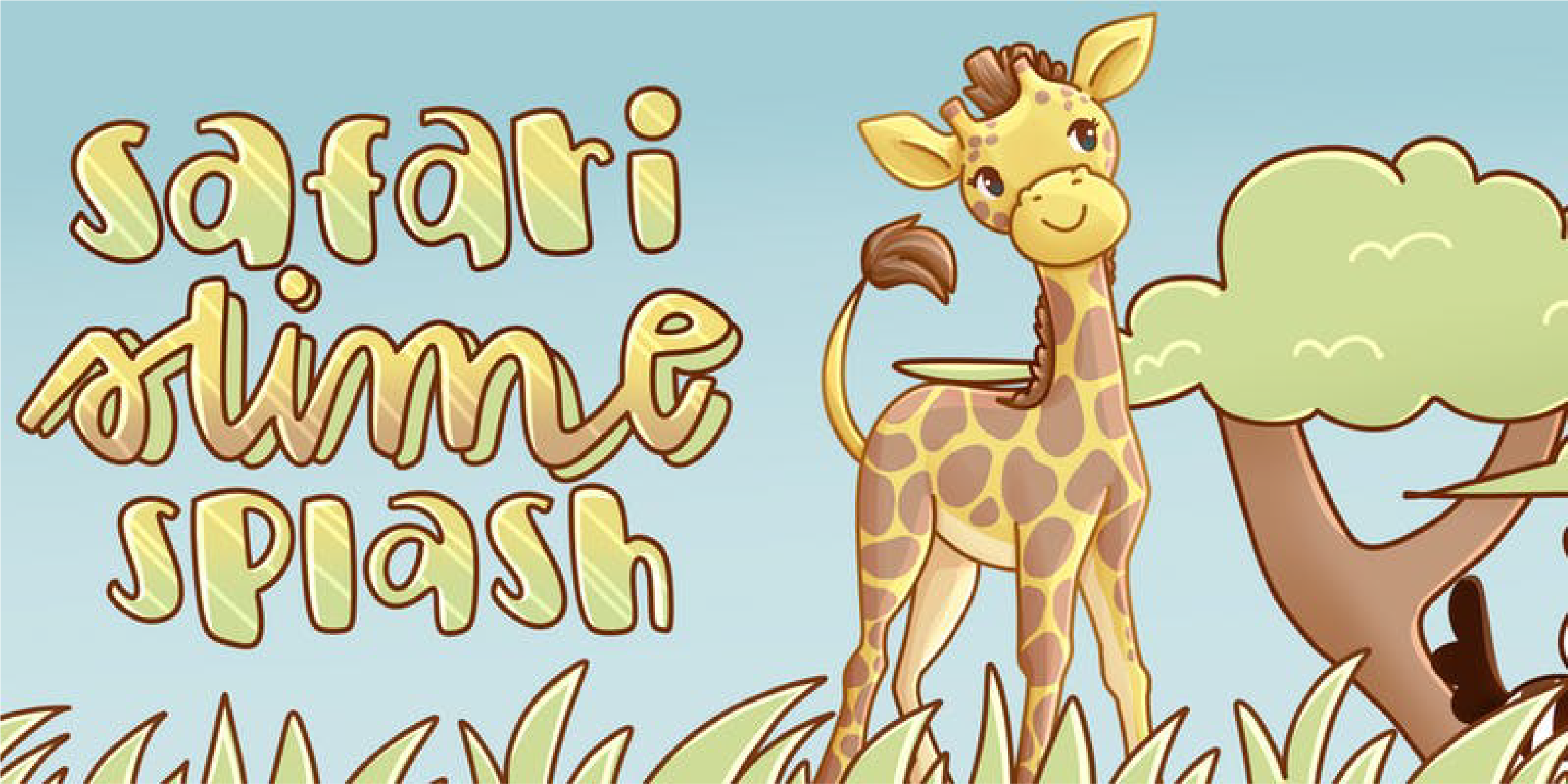 safari slime
