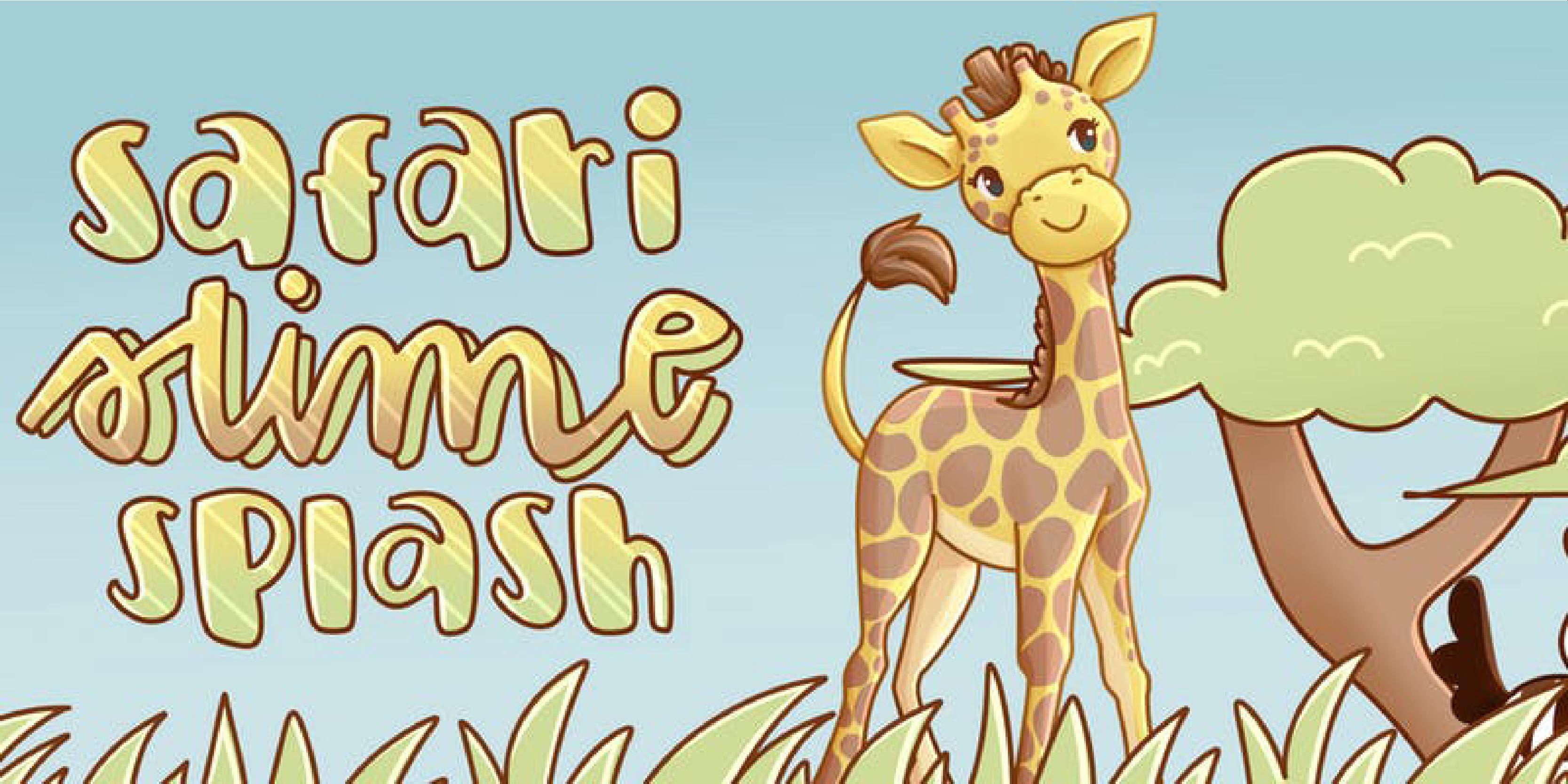 safari slime