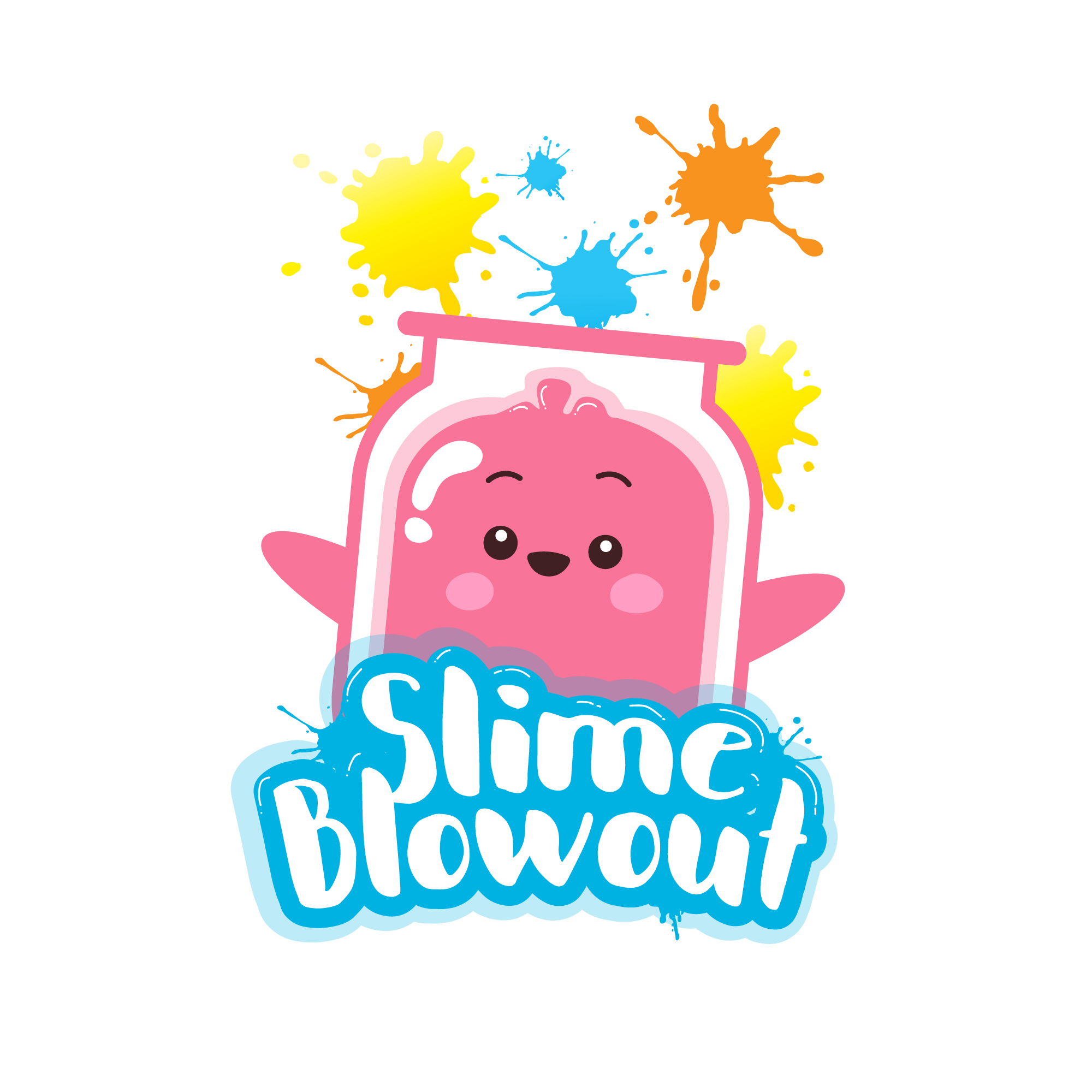 slime blowout