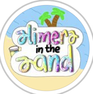 slimers in the sand