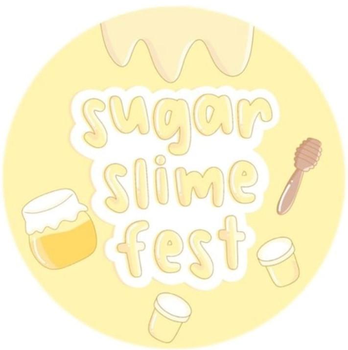 sugar slime festt
