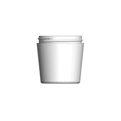 Tapered Thick Wall Jar