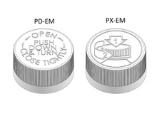 Child Resistant Cap - For 24 mm Jars (PC024CR - Samples for Product Testing - MOQ may vary)