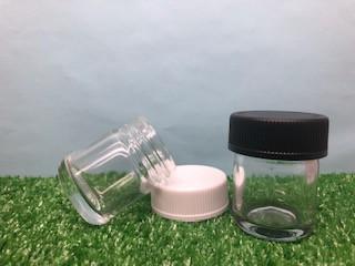 Glass Jar: 38mm - 1 oz