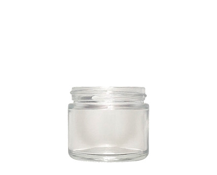 Glass Jar: 53mm - 2 oz