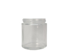 Glass Jar: 58mm - 4 oz