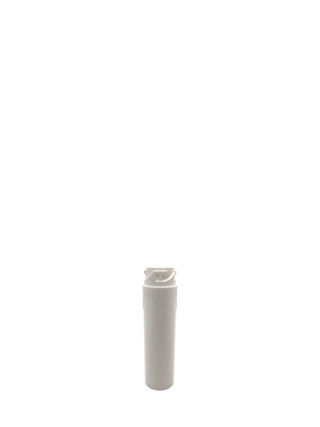 1/4oz - 16mm Purse Vial - White Styrene